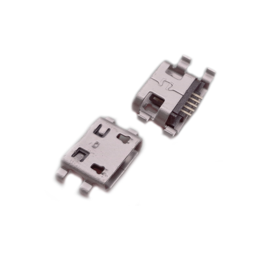 Mobile Phone Parts Mobile Phone Flex Cables 5pcs For Jiayu S3 S 3 Mini Micro Usb Charger Connector Socket Parts Qc Usb Dock Charging Port Power Plug 5pin For Jia Yu S3