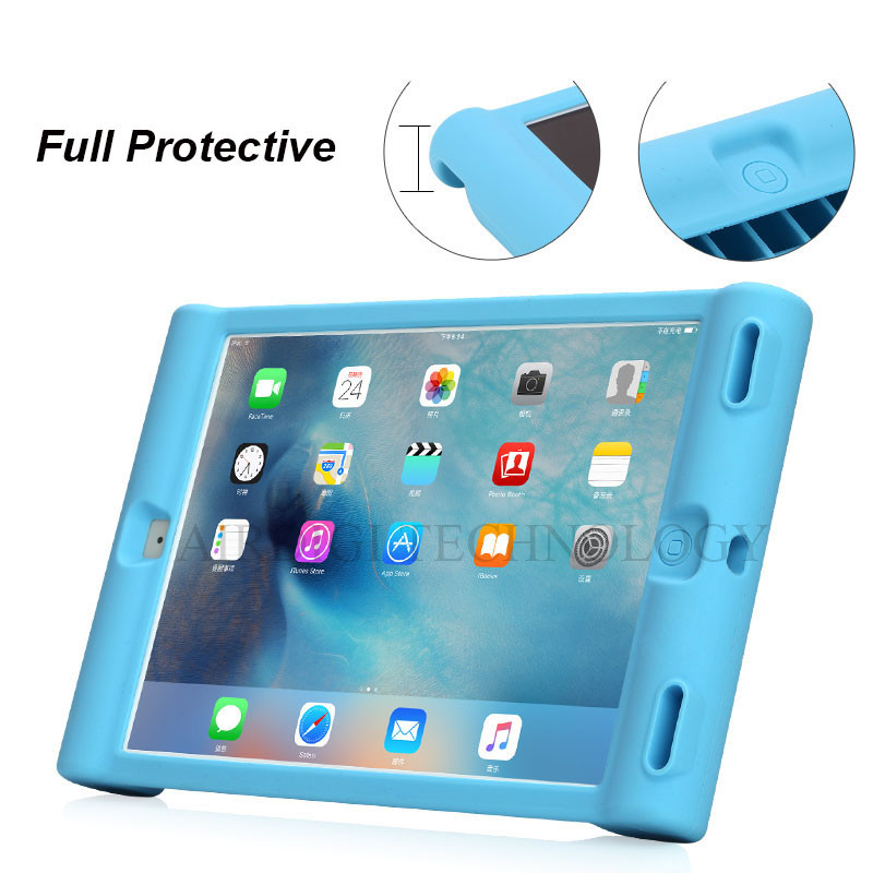 A2200 Case A2198 A2197 10.2 Soft A2270 iPad A2428 Shockproof for Kickstand Cover Silicone