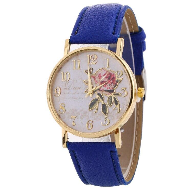 SANYU Mode Uhr Damen Luxus Marke Unisex Beliebte Frauen Uhren Quarz Leder Band Armbanduhr Uhr Geschenk