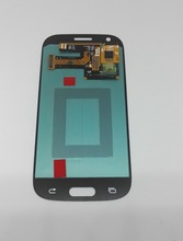 LCD Display withTouch Screen Digitizer assembly replacement  for Samsung Galaxy Ace 4 SM-G357 G357 G357FZ grey/white color