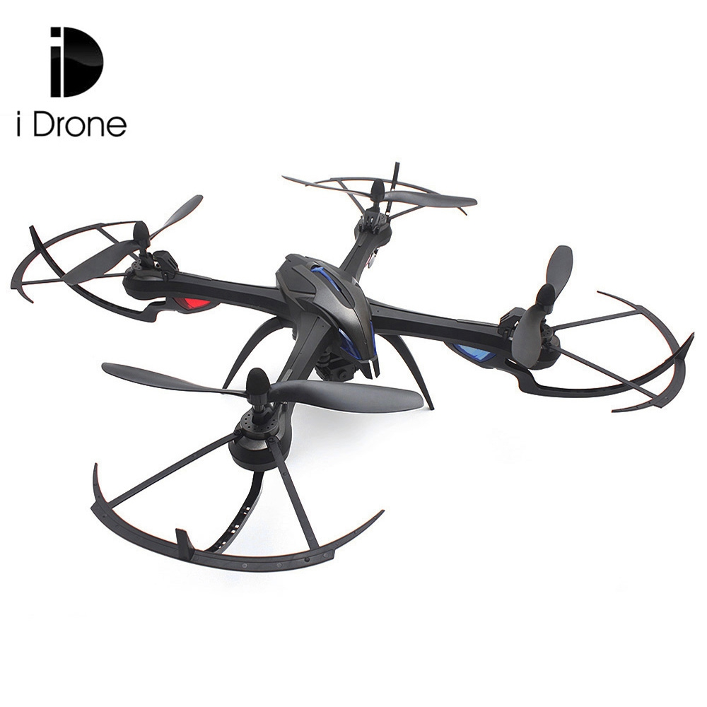 i Drone i8H RC Drone with Camera Professional RC Helicopter Remote Control Quadcopter with WIFI Camera HD 2.4G 4CH 6-Axis Dron rc selfie quadcopter drone with camera wifi hd 5 0mp 1080p fpv drones remote control helicopter drone camera dron x21p