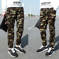 Large Size M~3XL Mens Joggers Spring Army Casual Harem Pants Men Skinny Camouflage Pants Fashion Military Trousers Hot
