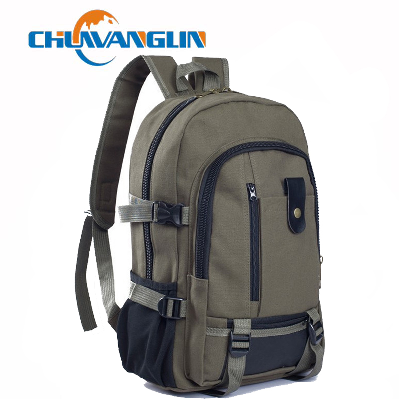 Chuwanglin canvas backpack mens travel backpack casual school bags fashion male Daily backpacks unisex student bag A1715Chuwanglin canvas backpack mens travel backpack casual school bags fashion male Daily backpacks unisex student bag A1715