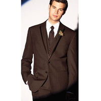 modern slim fit suits men bridegroom suit groom tuxedo for 2016 3 piece suit formal wear