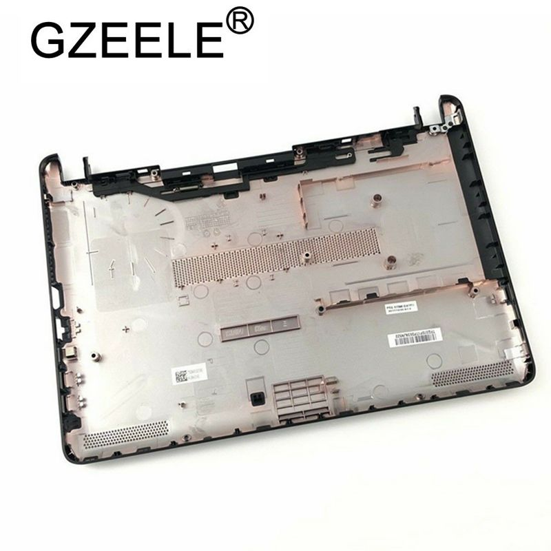 GZEELE New Bottom Case lower Base for HP 14 BS 14 BW 14 bs058na Bottom Base Chassis Case Cover 925324 001 370P1TPF03A black-in Laptop Bags & Cases from Computer & Office    2