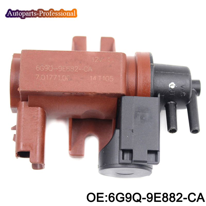6G9Q 9E882 CA 6G9Q9E882CA New For Ford C MAX Focus II MK2 2.0 TDCI Druckwandler Agr Abgassteuerung car accessories|Valves & Parts| |  - title=