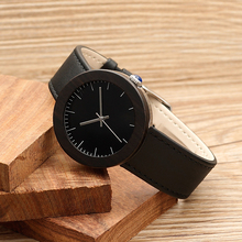 BOBO BIRD Brand Fashion Creative Style Design Steel Wood Women Watches i30 Lesther Band As Gift