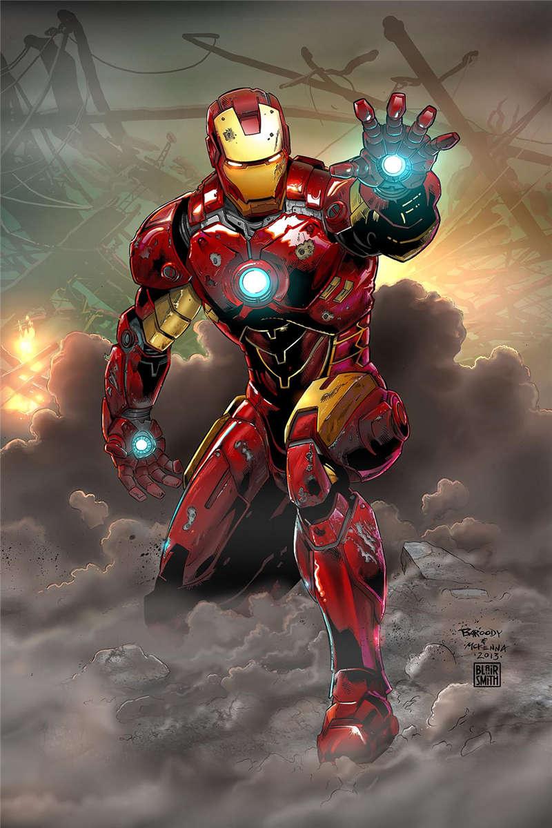 4600 Gambar Iron Man Terbaik HD Terbaik