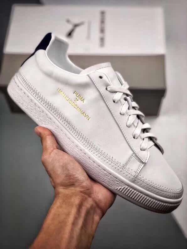 2018 original Puma women's sports shoes, suede Satin casual shoes, men's shoes breathable badminton shoes size 36~44 hot 2018 puma women s muse echo satin ep sneakers badminton shoes size 36 40