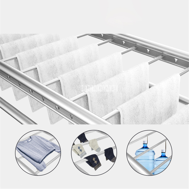 TK-9002 Intelligent Electric Drying Rack Balcony Automatic Remote Control Lifting Telescopic Clothes Drying Machine 220V 121W 2