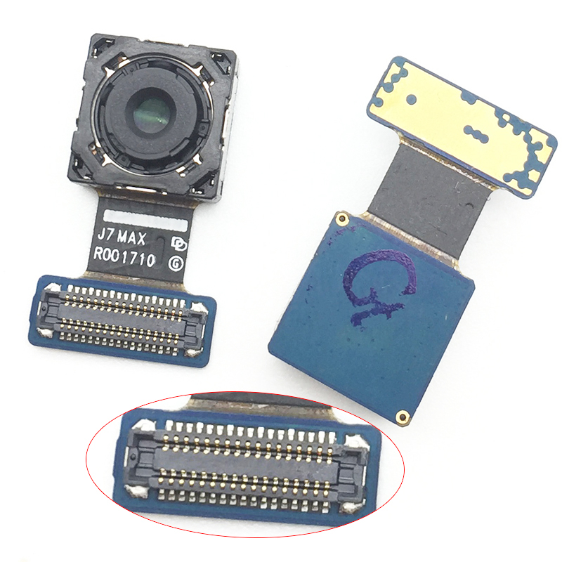 For Samsung Galaxy J5 2017 J530F Back Rear Camera Flex Cable Camera Module Replacement Part