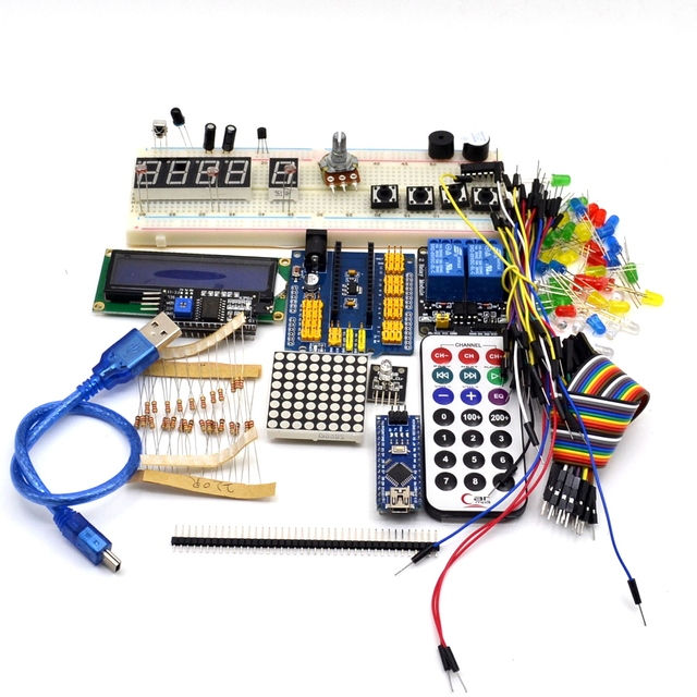 free shipping! diy kit beginners starter kit nano 3 0 kit for