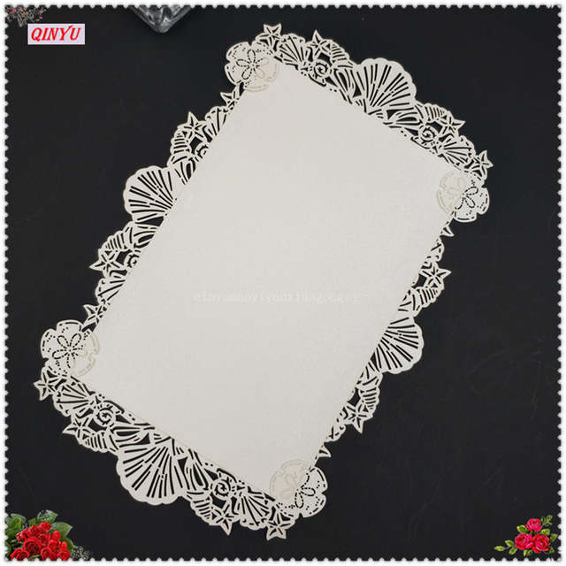 50pcs Wedding Business Party Dinner Invitation Card Pearlscent Paper Laser Cut Table Place Name Card 6zsh881 50