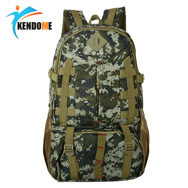 304fc717fecb Hot A++ Quality Tactical Backpack Military Army Mochila 50L Waterproof  Hiking Hunting Backpack Tourist Rucksack Sports