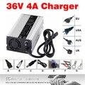 36 V 4A Carregador Hight Power Bateria De Lítio Carregador Inteligente, o uso de tecnologia de comutação da fonte de alimentação, entrada 90-264 V Saída 42 V 4A