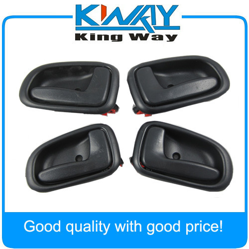 NEW INTERIOR INSIDE DOOR HANDLE Front Rear Left Right Fit For GEO PRIZM Toyota COROLLA