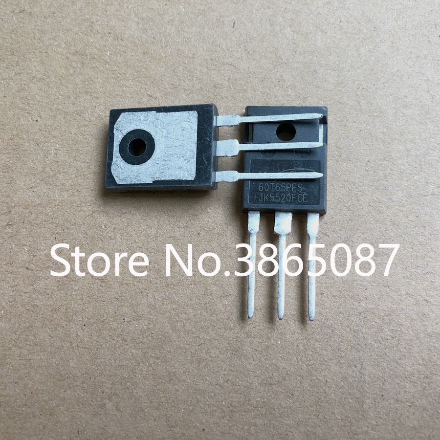 60T65PES MBQ60T65 MBQ60T65PES Tube Power IGBT Transistor 10pcs/lot Imported Original New Inverter Welding Machine Commonly Used