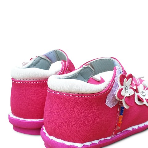 Super Quality 1pair Flower Arch Support Casual Shoes Orthopedic Girl summer shoes+Inner 12.2-14.8cm ,NEW Kids/Children Shoes Multan