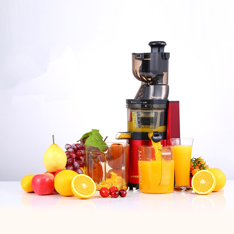 220V 45Rpm Slow Juicer Multifunctional Full-automatic Electric Fruit Juicer Machine With Large Diameter Feed Inlet Auto Cleaning220V 45Rpm Slow Juicer Multifunctional Full-automatic Electric Fruit Juicer Machine With Large Diameter Feed Inlet Auto Cleaning