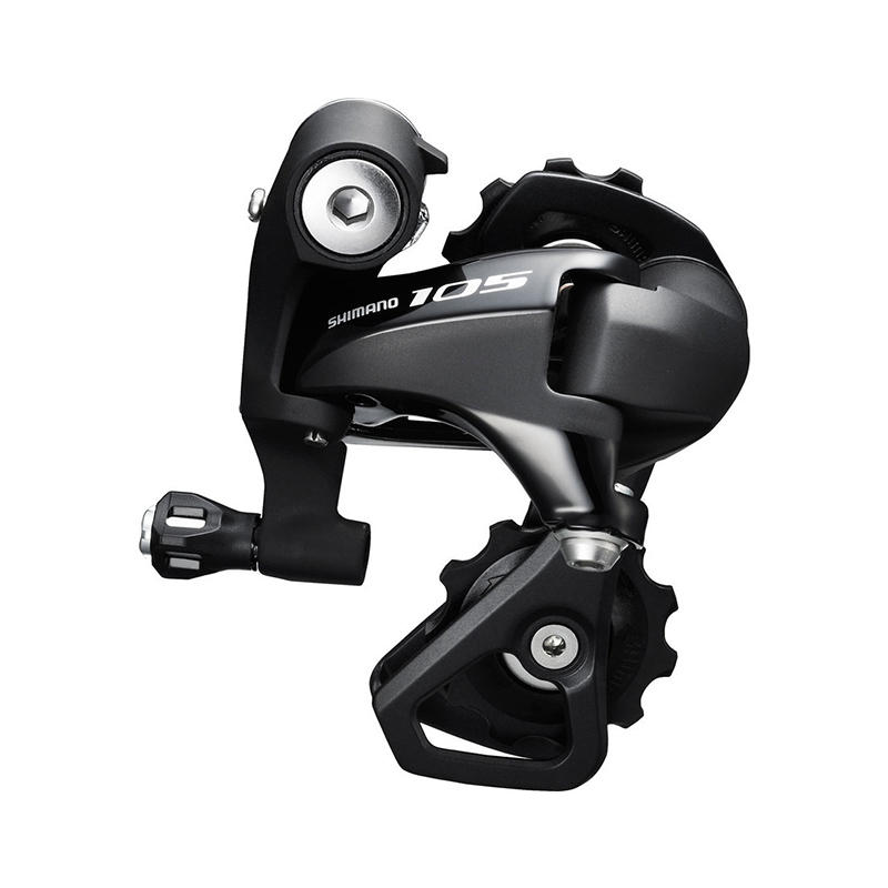 SHIMANO 105 RD 5800 SS & GS 11s Speed Road Bicycle Rear Derailleur Black цена