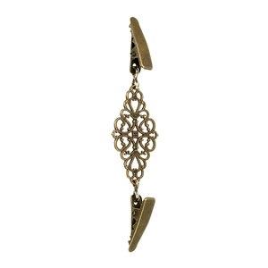 Женская Брошь в виде цветка, украшенная бусинами, золотистого/серебристого цвета с металлическими клипсами, шаль-рубашка, свитер, кардиган, воротник