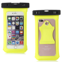 Touch Screen Hook Loop Belt Clip Arm Band Mobile Phone Swimming Case Pouch For Motorola Moto