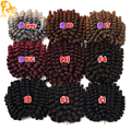 9Colors Wand Curl braids Crochet Twist Hair Bounce Jamaican Twist Loose Wave Synthetic hair braiding Havana mambo Twist