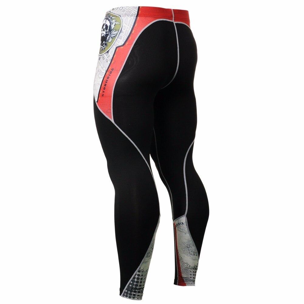 Life on track hombres ropa deportiva de compresión Camisas y Medias conjunto cyclinging ropa interior ropa del entrenamiento - 6