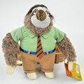 2016 Nuevo Flash de la Llegada Sloth Muñeco de Peluche de Juguete 28 CM Flash de la Felpa Muñeca Suave Juguetes de Los Niños