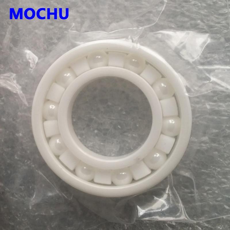Free shipping 1PCS 6010 Ceramic Bearing 6010CE 50x80x16 Ceramic Ball Bearing Non-magnetic Insulating High Quality free shipping 1pcs 6200 ceramic bearing 6200ce 10x30x9 ceramic ball bearing non magnetic insulating high quality