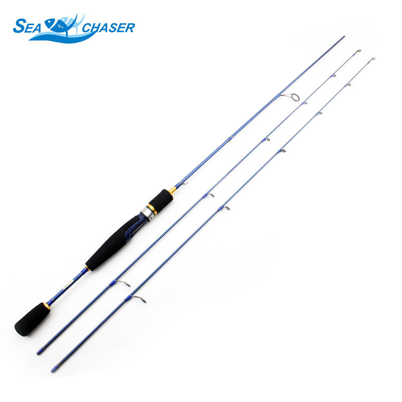 Buy cheap ul spinning rod 2 6g lure for Good cheap fishing rods