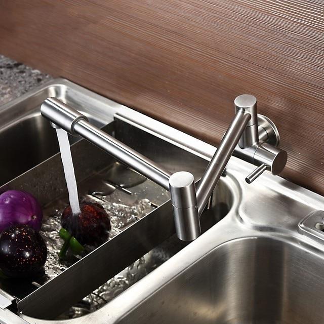 Bleifreie Gelenk Küchenarmatur messing Topf Füllstoff Doppel Joint ...