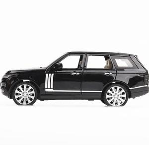 Image 3 - 1:24 Auto Giocattolo di Qualità Eccellente Range Rover Auto In Lega Auto Giocattolo Giocattoli pressofusi e veicoli Modello di Auto Giocattoli Per I Bambini