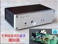 Ветер Аудио SNY-10A HiFi Bluetooth Audio Приемник AK4490 ЦАП Домашний Мини-Усилитель Для Наушников Алюминиевый Корпус + Адаптер Питания