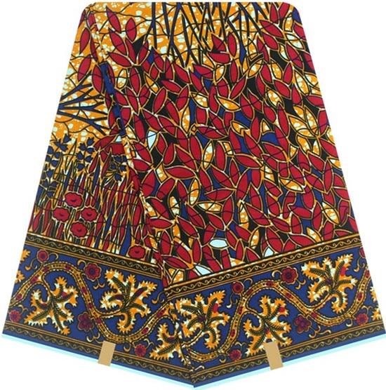 Batik tessuto africano per il vestito ankara tessuti per il patchwork africano stampe cera tessuto di 12 metri 100% tessuto di cotone per il vestito BB221-in Tessuto da Casa e giardino su  Gruppo 3