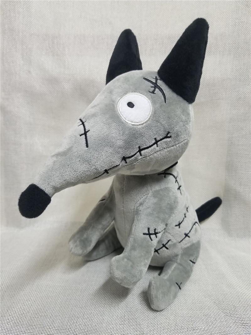 Rare Tim Burton Frankenweenie 10 Plush Sparky Dog Plush Toy Ebay