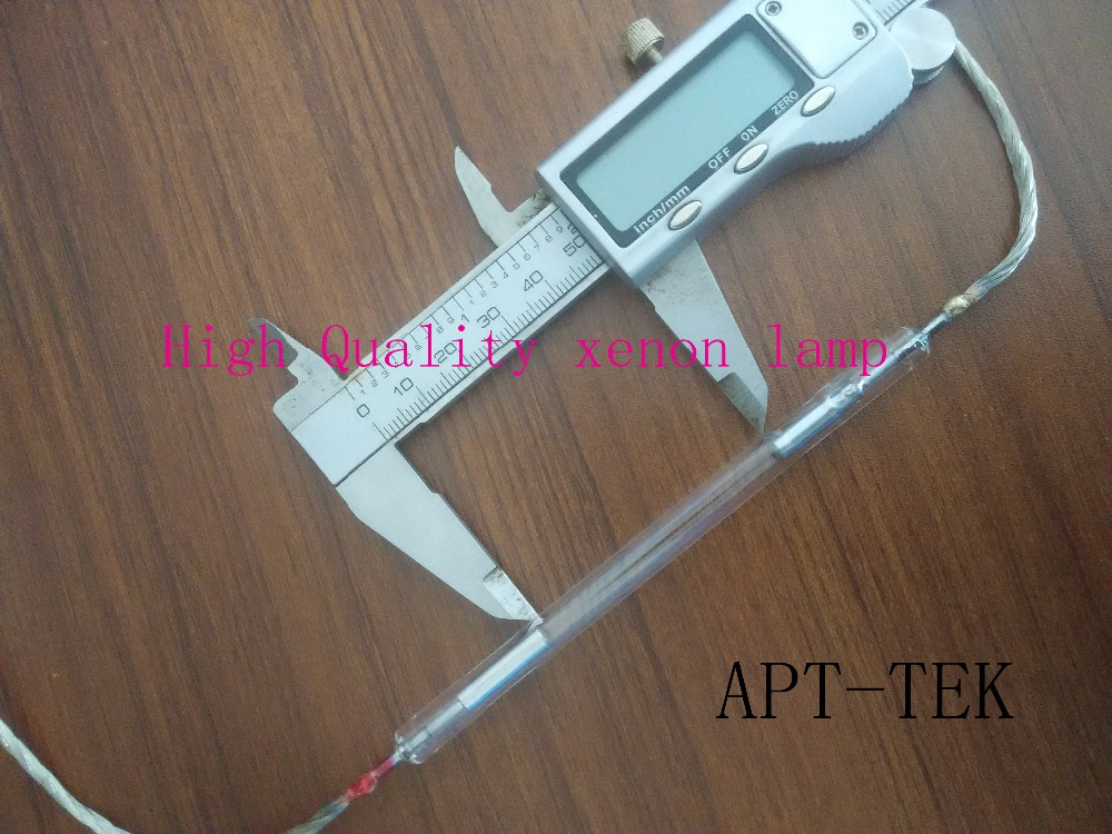 Xenon/Flash lamp IPL for sale various size customarization 1pcs per order lot with high quality