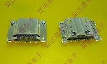 10 шт. оригинальные Мини Зарядный Порт Micro Usb Разъем Питания Для Samsung Galaxy S3 i9300 I9305 USB Разъем Micro USB Гнездо 11pin