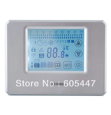 E8.2RF wireless room thermostat with receiveer E8.583RF