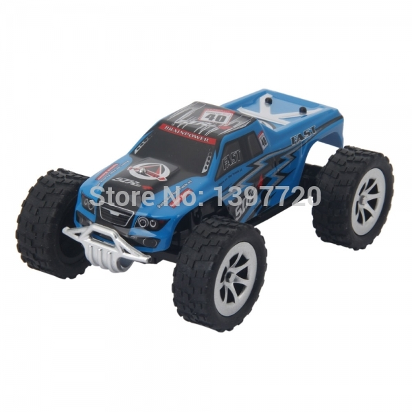 Toy Cars Wltoys A999 124 5CH High Speed remote control car double