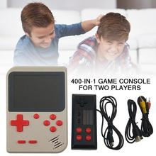 FC Retro Game Console Nostalgic Style Handheld For Children Adult PSP PVP Machine With Built-in 400 Classic Ga
