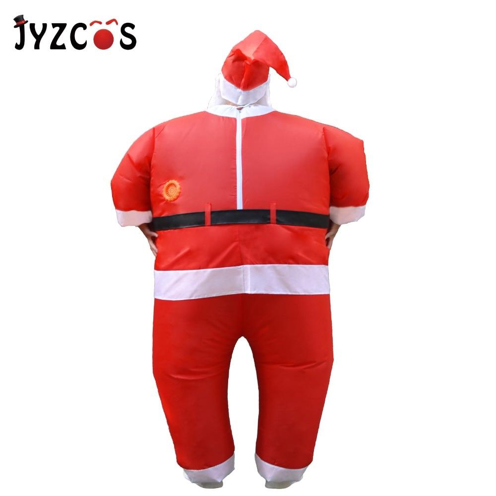 Santa Claus Inflatable Costume (3)