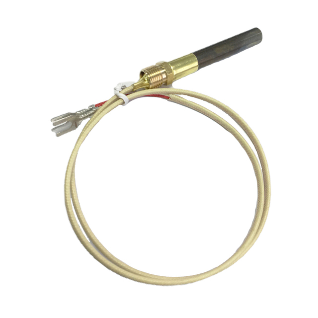 750 degree Millivolt Replacement Thermopile Generators Used on gas fireplace / water heater / gas fryer Cluster thermocouple