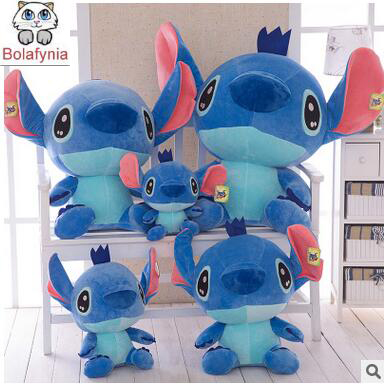 Children baby toy Stitch Lilo & Stitch plush toy doll birthday Christmas gift Stuffed toy new style arrive stitch children stuffed toy kids doll plush toy baby toys birthday gift 60cm