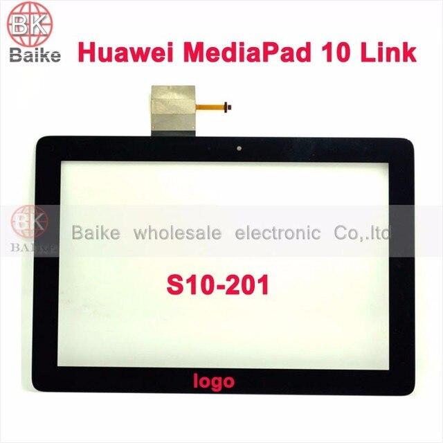 Para huawei mediapad 10 link s10-201 s10-201 s10-201u digitador da tela de toque do painel de 10.1 polegada