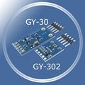 5 шт./лот GY-302 BH1750 BH1750FVI цифровой датчик оптической интенсивности освещения BH1750FVI модуль для arduino 3V-5V