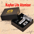 Kayfun Lite Plus V2 Atomzier Vaporizer Clearomizer Rebuildable Stainless Steel Atomizer Diameter 22mm for e cigarette