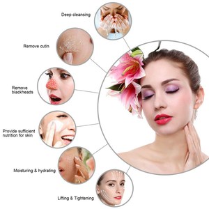 Image 5 - Small Bubble Oxygen & Water Jet Peel Hydrafacial Machine   Facial Cleaning Blackhead Acne Keep of The Skin Beauty