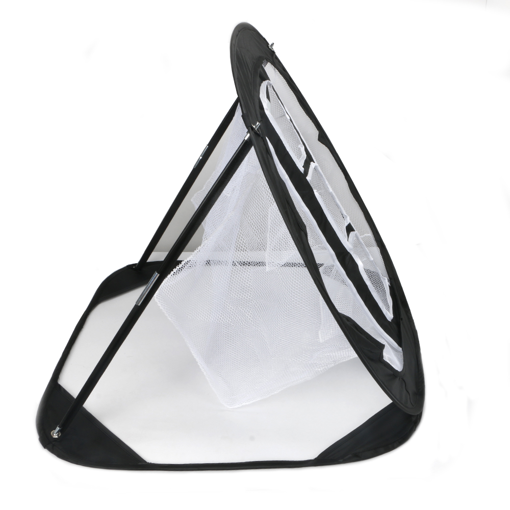 Image 2 - Golf Practice Net indoor and outdoor Portable Portable golf swing training aid-in Golf Training Aids from Sports & Entertainment