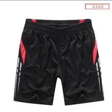 High quality 2019 Summer Thin Active Elastic Waist male quick-drying breathable bermuda masculina short homme shorts wholesale active quick drying elastic band vest with holes details